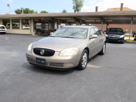 2006 Buick Lucerne for sale at Tom Roush Budget Westfield in Westfield IN