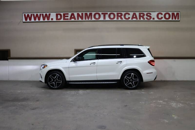 2018 Mercedes-Benz GLS for sale at Dean Motor Cars Inc in Houston TX
