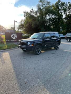 2014 Jeep Patriot for sale at Station 45 Auto Sales Inc in Allendale MI