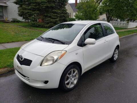 2007 Toyota Yaris for sale at REM Motors in Columbus OH