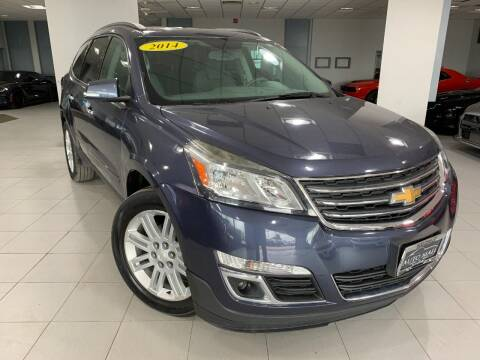 2014 Chevrolet Traverse for sale at Auto Mall of Springfield in Springfield IL
