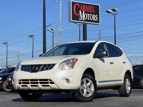 2012 Nissan Rogue for sale at Carmel Motors in Indianapolis IN