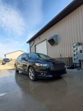 2013 Ford Fusion for sale at Born Again Auto's in Sioux Falls SD