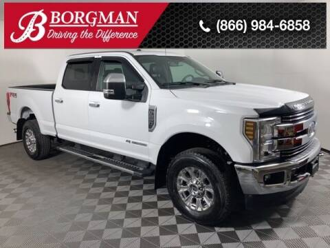 2018 Ford F-250 Super Duty for sale at BORGMAN OF HOLLAND LLC in Holland MI