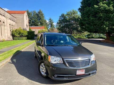2011 Chrysler Town and Country for sale at EZ Deals Auto in Seattle WA