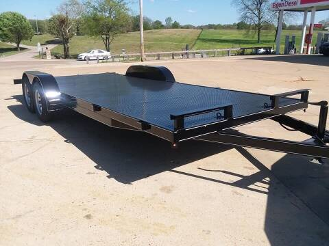 2021 All Steel 20 Ft. Car Hauler 82X20 for sale at Alloy Auto Sales in Sainte Genevieve MO