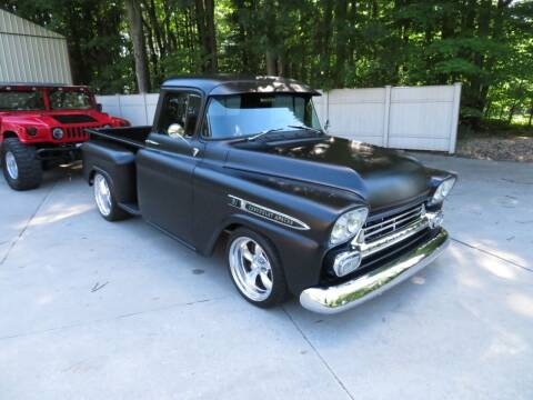 1959 Chevrolet Apache for sale at Advantage Auto Sales in Johnstown PA