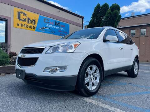 2012 Chevrolet Traverse for sale at Car Mart Auto Center II, LLC in Allentown PA
