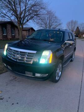 2007 Cadillac Escalade for sale at Simon's Auto Sales in Detroit MI