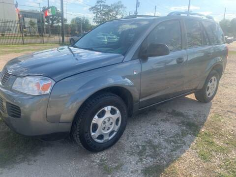 2006 Saturn Vue for sale at FAIR DEAL AUTO SALES INC in Houston TX