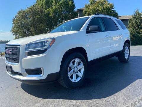 2015 GMC Acadia for sale at Nice Cars in Pleasant Hill MO