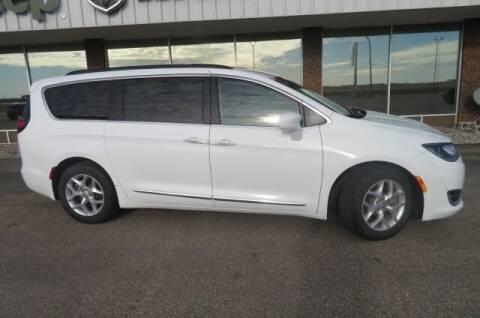 2017 Chrysler Pacifica for sale at DAKOTA CHRYSLER CENTER in Wahpeton ND
