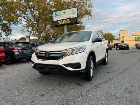 2015 Honda CR-V for sale at All Star Auto Sales and Service LLC in Allentown PA