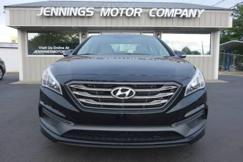 2015 Hyundai Sonata for sale at Jennings Motor Company in West Columbia SC