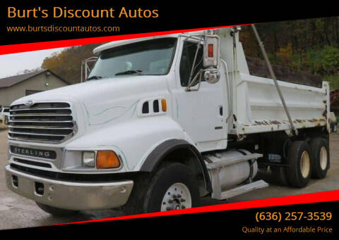 2007 Sterling LT8500 for sale at Burt's Discount Autos in Pacific MO