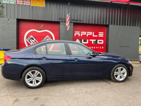 2016 BMW 3 Series for sale at Apple Auto Sales Inc in Camillus NY