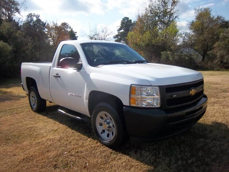 2013 Chevrolet Silverado 1500 for sale at Venture Auto Sales Inc in Augusta GA
