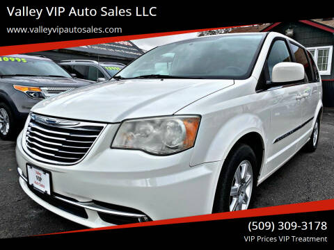 2011 Chrysler Town and Country for sale at Valley VIP Auto Sales LLC in Spokane Valley WA