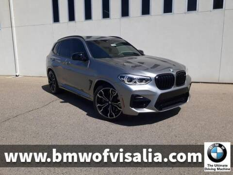 2020 BMW X3 M for sale at BMW OF VISALIA in Visalia CA