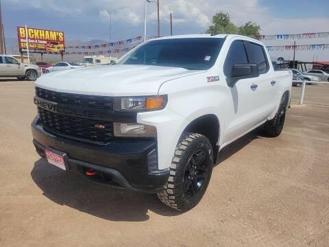 2019 Chevrolet Silverado 1500 for sale at Bickham Used Cars in Alamogordo NM