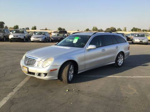 2007 Mercedes-Benz E-Class for sale at My Three Sons Auto Sales in Sacramento CA