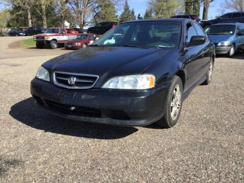 1999 Acura TL for sale at Sparkle Auto Sales in Maplewood MN