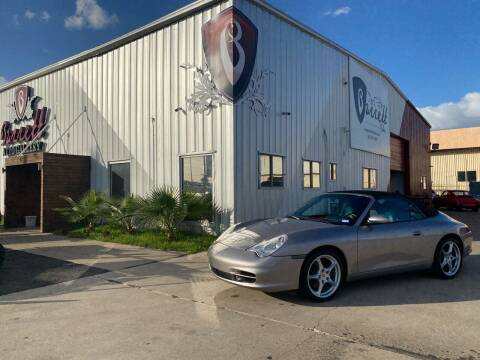 2002 Porsche 911 for sale at Barrett Auto Gallery in San Juan TX