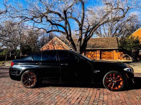 2011 BMW 5 Series for sale at Mickdiesel Motorplex in Amarillo TX