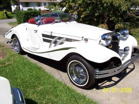 1934 Mercedes-Benz 380-Class for sale at Haggle Me Classics in Hobart IN