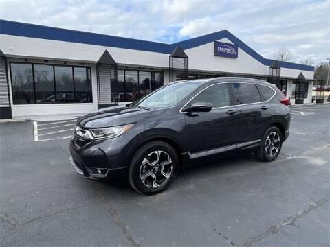 2019 Honda CR-V for sale at Impex Auto Sales in Greensboro NC