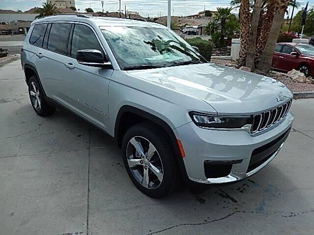 2021 Jeep Grand Cherokee L for sale in Bullhead City, AZ