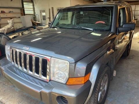 2007 Jeep Commander for sale at Noel Motors LLC in Griffin GA