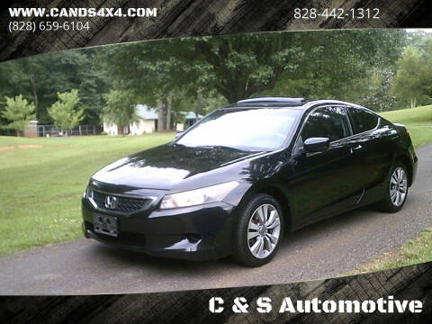 2010 Honda Accord for sale at C & S Automotive in Nebo NC