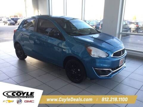 2020 Mitsubishi Mirage for sale at COYLE GM - COYLE NISSAN - Coyle Nissan in Clarksville IN