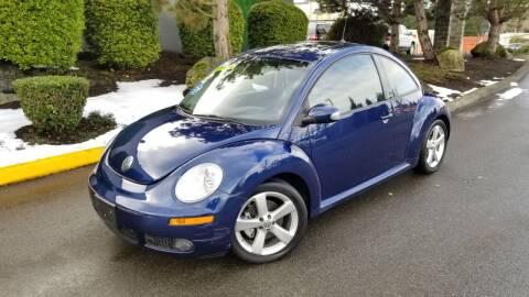 2006 Volkswagen New Beetle for sale at SS MOTORS LLC in Edmonds WA