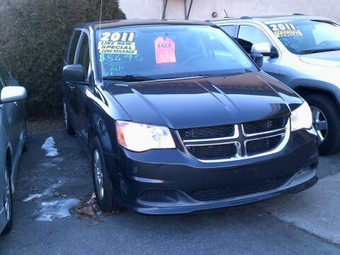 2011 Dodge Grand Caravan for sale at Trust Petroleum in Rockland MA