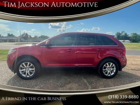 2011 Ford Edge for sale at Tim Jackson Automotive in Jonesville LA
