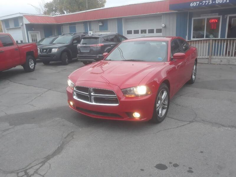 2012 Dodge Charger for sale at Cars R Us in Binghamton NY