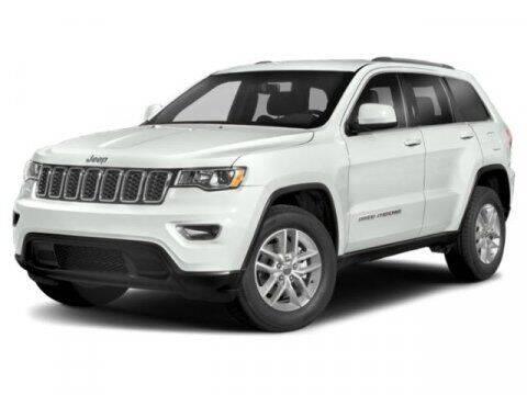 2020 Jeep Grand Cherokee for sale at SCOTT EVANS CHRYSLER DODGE in Carrollton GA