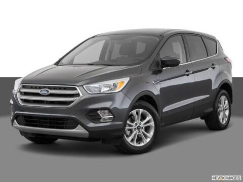 2017 Ford Escape for sale at CAR MART in Union City TN