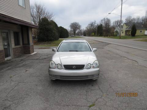 2005 Lexus GS 300 for sale at Settle Auto Sales TAYLOR ST. in Fort Wayne IN