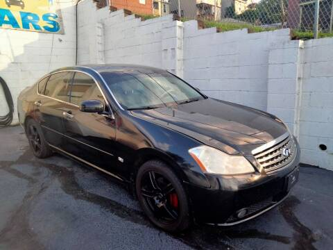 2007 Infiniti M35 for sale at High Level Auto Sales INC in Homestead PA