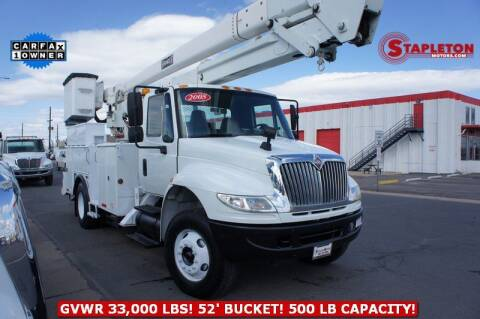 2005 International DuraStar 4400 for sale at STAPLETON MOTORS in Commerce City CO
