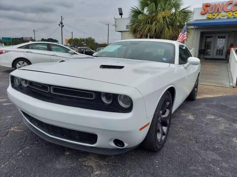 2018 Dodge Challenger for sale at Sun Coast City Auto Sales in Mobile AL