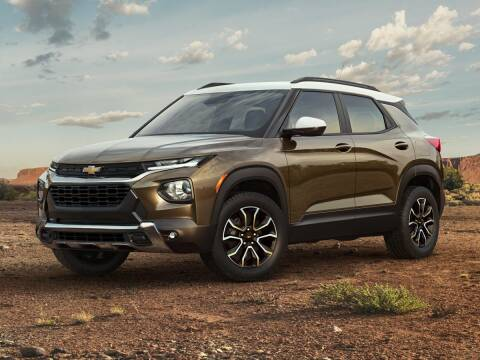 2021 Chevrolet TrailBlazer for sale at CHEVROLET OF SMITHTOWN in Saint James NY
