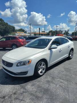 2014 Volvo S60 for sale at Hot Deals On Wheels in Tampa FL