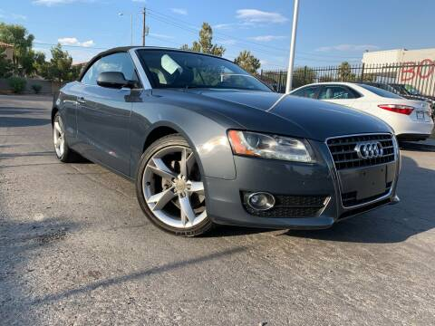 2010 Audi A5 for sale at Boktor Motors in Las Vegas NV