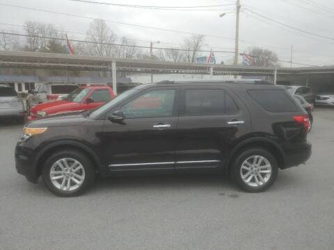 2013 Ford Explorer for sale at Lewis Used Cars in Elizabethton TN
