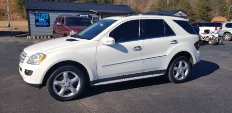 2008 Mercedes-Benz M-Class for sale at Elite Auto Brokers in Lenoir NC