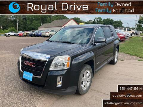 2014 GMC Terrain for sale at Royal Drive in Newport MN